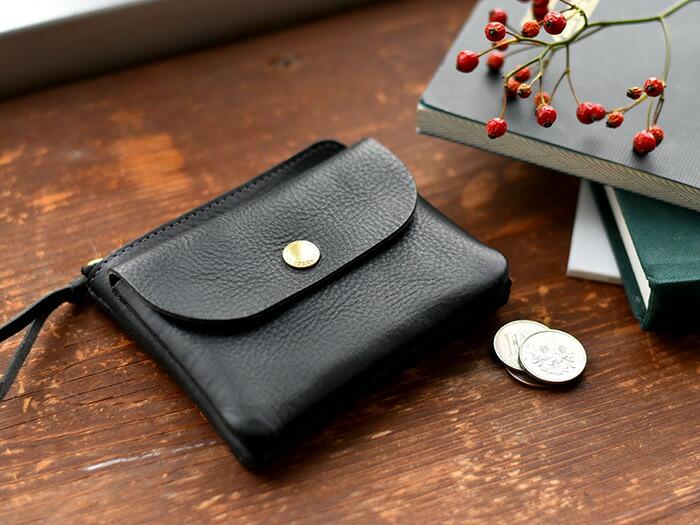 北欧雑貨 ファッション小物人気ランキング2位 サンク 小さめの財布