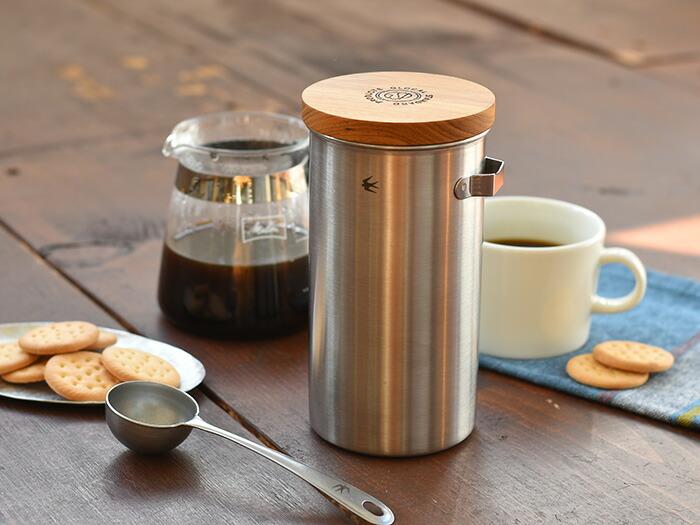 北欧雑貨 食器人気ランキング2位 グローカルスタンダードプロダクツ コーヒー缶