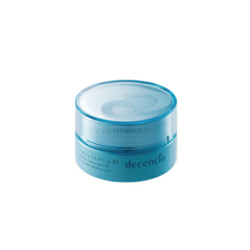 DECENCIA  ディセンシア  【つつむ】つつむ フェイスクリーム R1 30g 高保湿 スキンケア 敏感肌