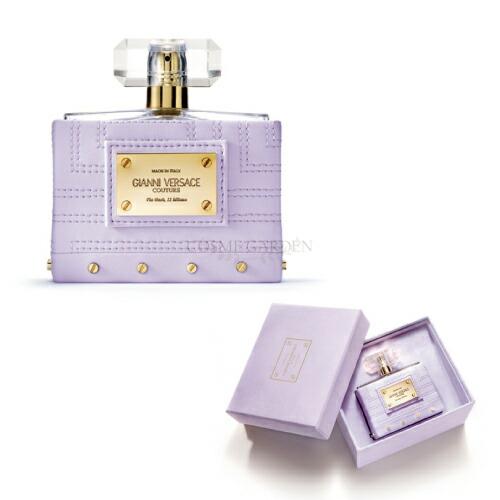 【ヴェルサーチ】【Versace】ジャンニ ヴェルサーチ クチュール オーデパルファム ヴァイオレット 100ml フレグランス 香水 オードトワレ