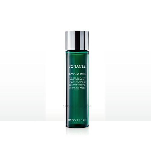 【L'ORACLE】【オラクル】オラクル 化粧水 150ml<クラリファイング・トナー><スキンケア><保湿><植物成分>
