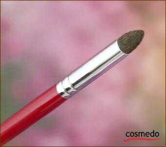 熊野筆 メイクブラシ とんがりアイシャドウブラシ