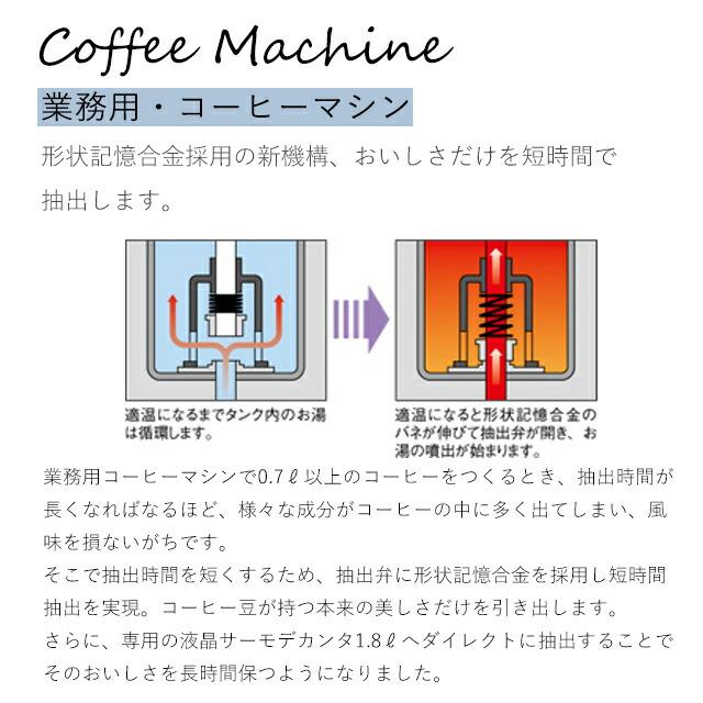 カリタ Kalita 業務用 コーヒーメーカー 12杯用 ET-104 (62017)