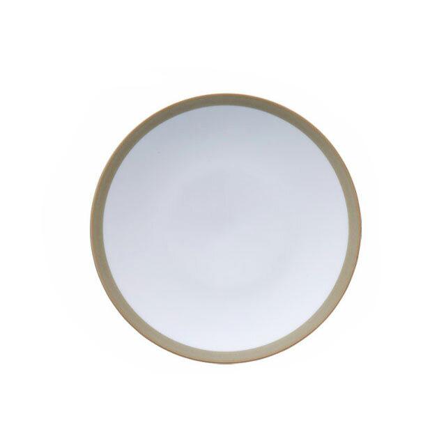 ノリタケ ALTA(アルタ)24.5cmクーププレート(オイスター) (07-94916-1695)