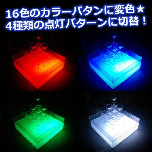 シャンパンタワー用LEDライトセット 5段用 (CT-LED-5)