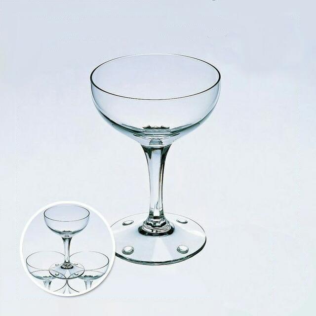 東洋佐々木ガラス バンポンツキシャンパングラス 72個セット [シャンパンタワー 用] (32034-CT-72)