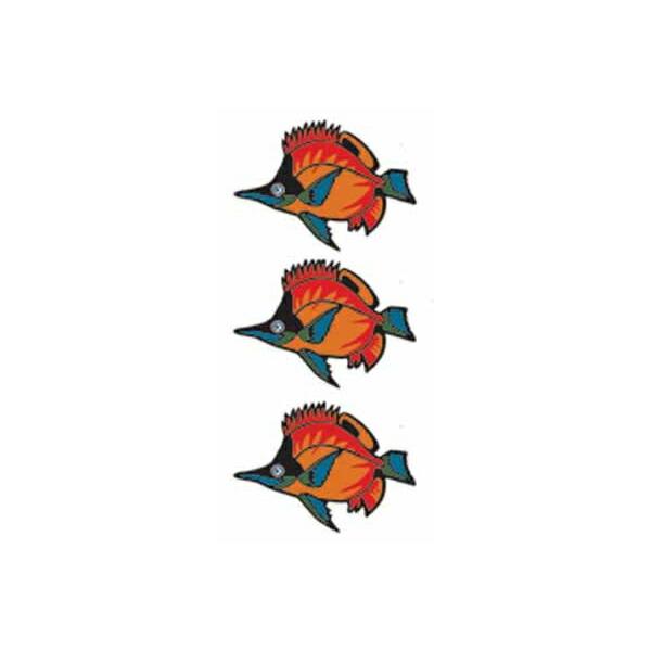 タトゥーシール 熱帯魚2