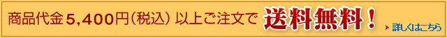 商品代金 5,250 円(税込)以上ご注文で送料無料!