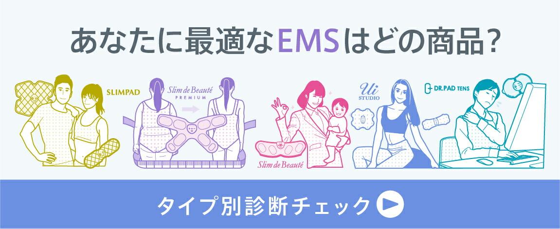 EMSタイプ別診断チェック