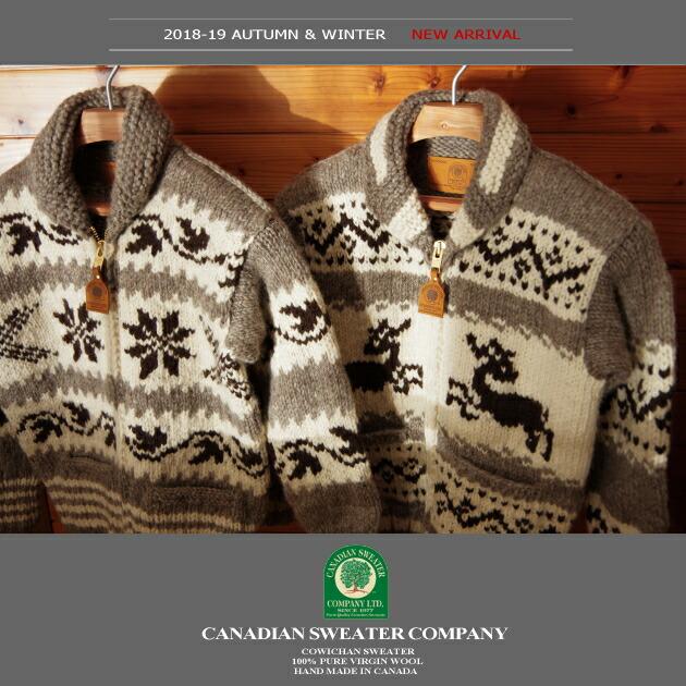 カナディアン・セーターカンパニー(CANADIAN SWEATER COMPANY)