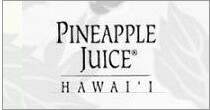 PINEAPPLE JUICE パイナップルジュース