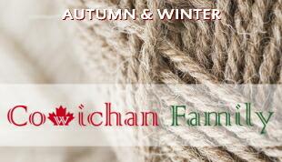 Autumn & Winter【カウチンファミリー(カウチンセーター販売) 】秋冬の主役は、カウチンセーター