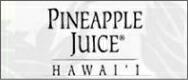 PINEAPPLE JUICE パイナップル・ジュース