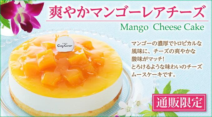 2017 マンゴーレアチーズ