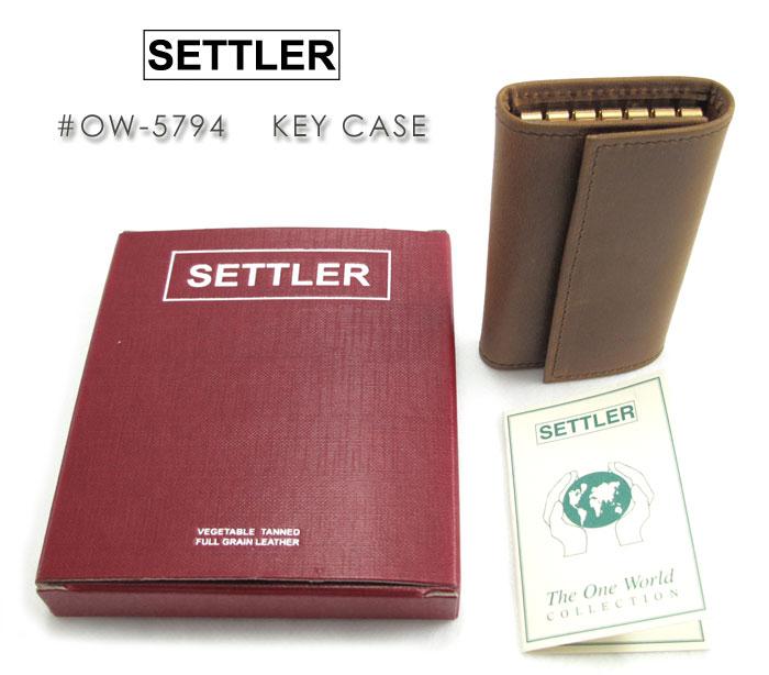 SETTLER/セトラー/ロゴ/#OW5794/KeyCase/イメージ/C.POINT