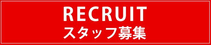 スタッフ募集/リクルート