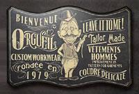 Orgueil/オルゲイユ/ロゴ画像/C.POINT/シーポイント