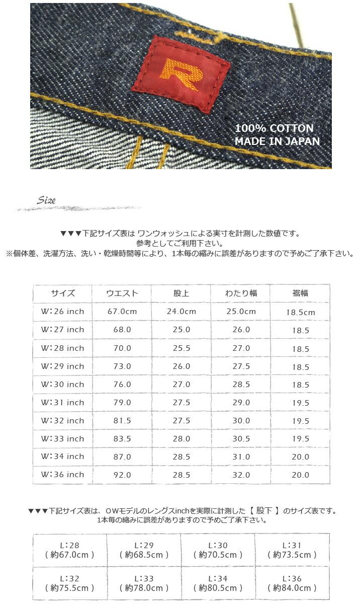 RESOLUTE/リゾルト/710/デニム/日本製/CPOINT