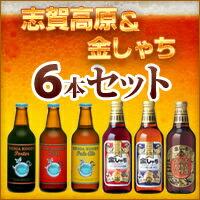 まとめ買い 志賀高原ビール&金しゃちビール