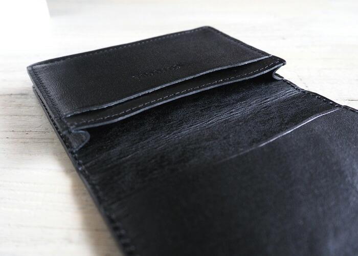 Craftcafe  라쿠텐 일본: COTOCUL(코트칼) 명함 보관함흑잔혁(검은 ...