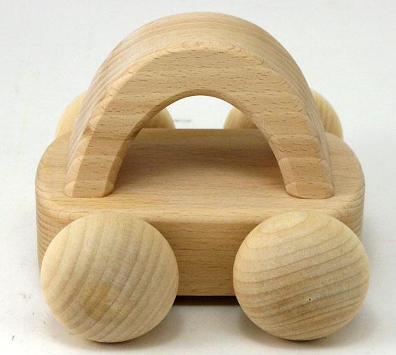 |森のメロディーカー|日本製 木のおもちゃ オルゴール