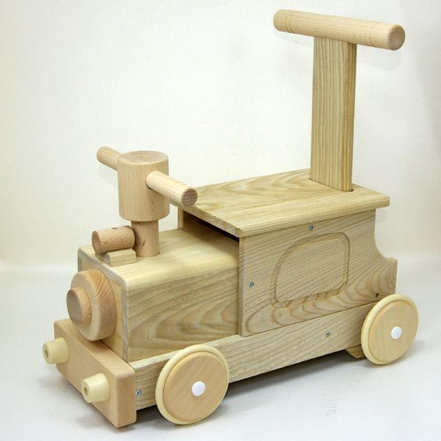 手押し車/森のピイポートレイン/木のおもちゃ