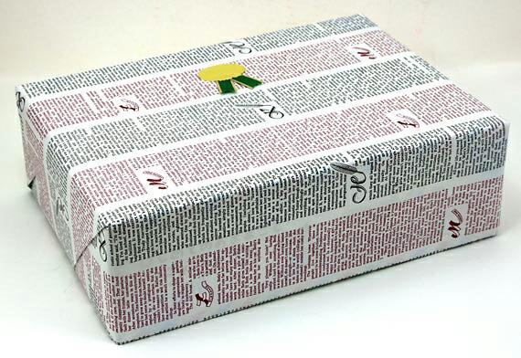 インテリア用包装