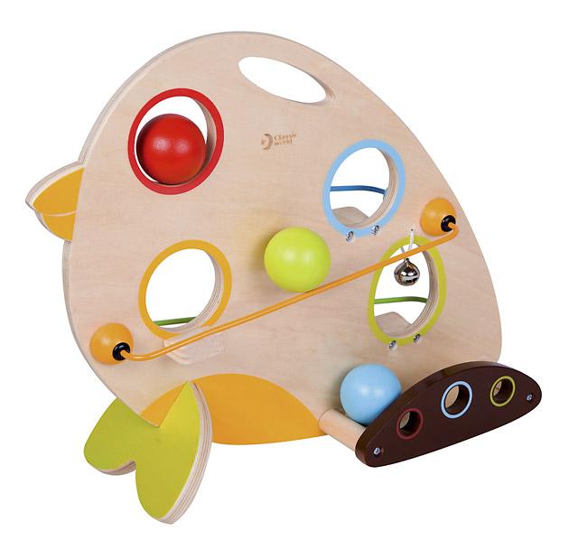 木のおもちゃ スロープ バードボール トラック 木製玩具