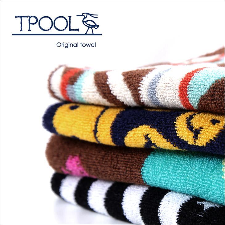anapau アナパウ TPOOL/トゥプール FACE TOWEL イメージ画像