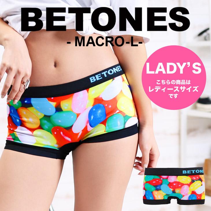 BETONES ビトーンズ macro-l メイン画像