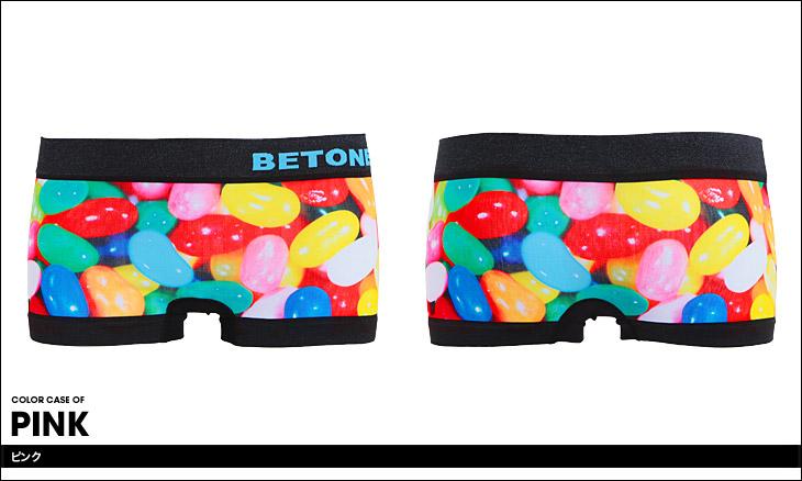 BETONES ビトーンズ MACRO レディース カラー画像
