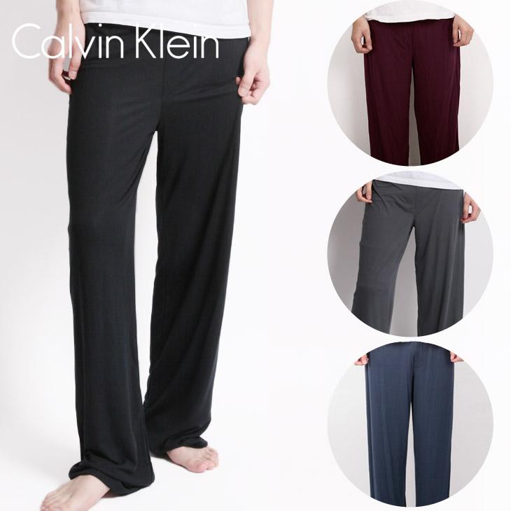 Calvin Klein カルバンクライン MICRO MODAL PANT メイン画像