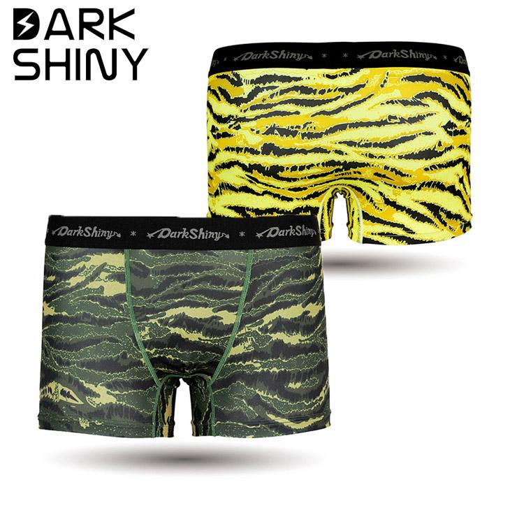 DARK SHINY ダークシャイニー 迷彩 ボクサーパンツ メイン画像