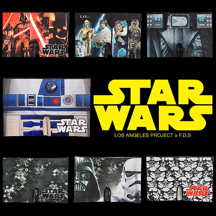 F.D.S エフディーエス STAR WARS×LAP×FDS ボクサーパンツ メイン画像