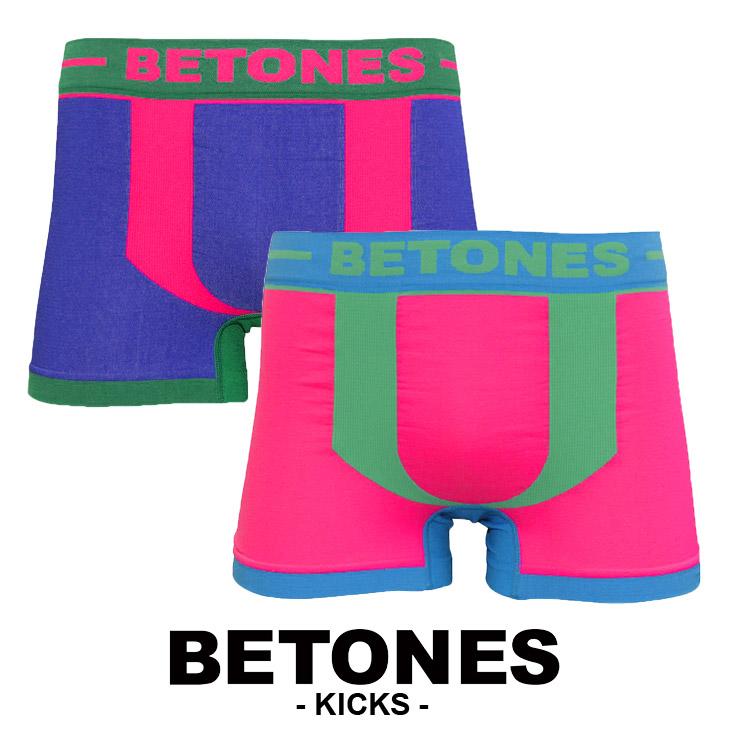 BETONES ビトーンズ kicks ボクサーパンツ メイン画像