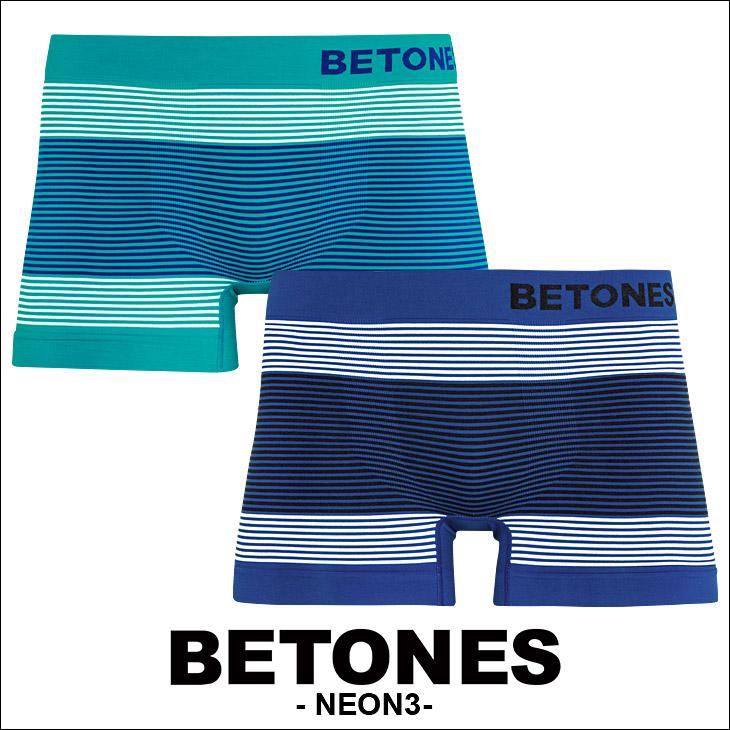 BETONES ビトーンズ NEON3 メンズ ボクサーパンツ メイン画像