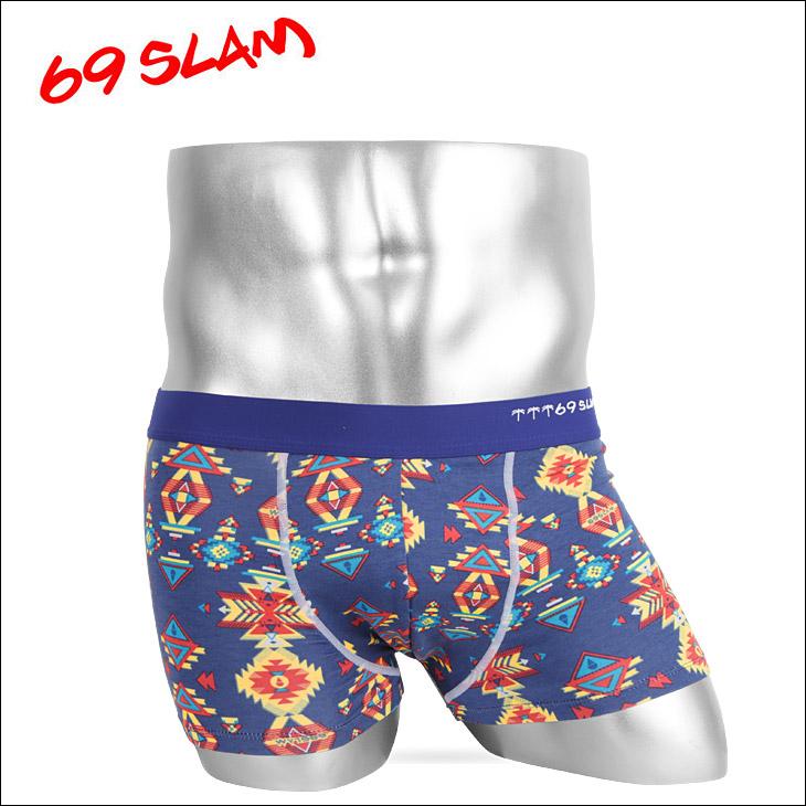 69SLAM ロックスラム KILIM メンズ ボクサーパンツ メイン画像