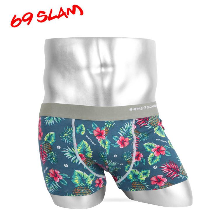 69SLAM ロックスラム LEILANI メンズ ボクサーパンツ メイン画像