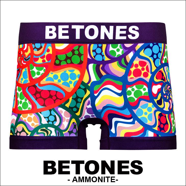 BETONES ビトーンズ AMMONITE メンズボクサーパンツ メイン画像
