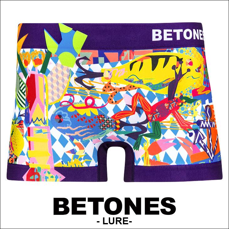 BETONES ビトーンズ LURE メンズボクサーパンツ メイン画像
