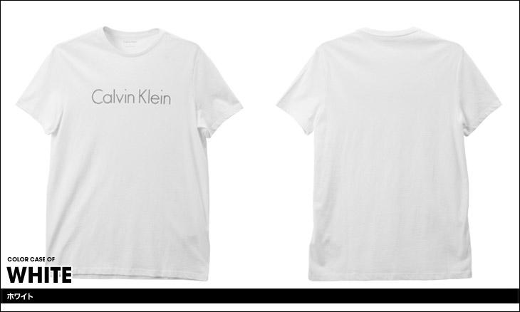 Calvin Klein カルバンクライン Space Dye メンズ クルーネック 半袖 Tシャツ カラー画像