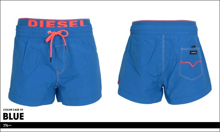 DIESEL ディーゼル DOLPHIN メンズ ショート サーフパンツ カラー画像