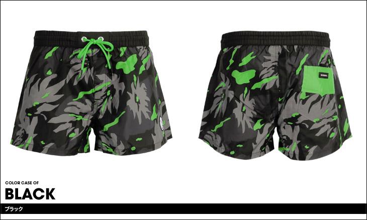 DIESEL ディーゼル BMBX SANDY CAMO メンズ ショート サーフパンツ カラー画像
