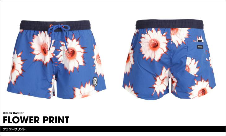 DIESEL ディーゼル Sandy Swim メンズ ショート サーフパンツ カラー画像