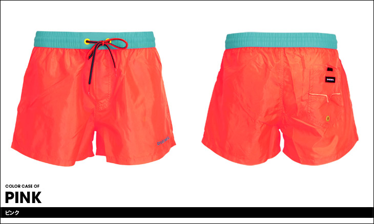 DIESEL ディーゼル BMBX SANDY メンズ ショート サーフパンツ カラー画像