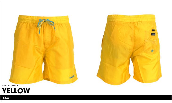 DIESEL ディーゼル BMBX SANDY メンズ サーフパンツ カラー画像