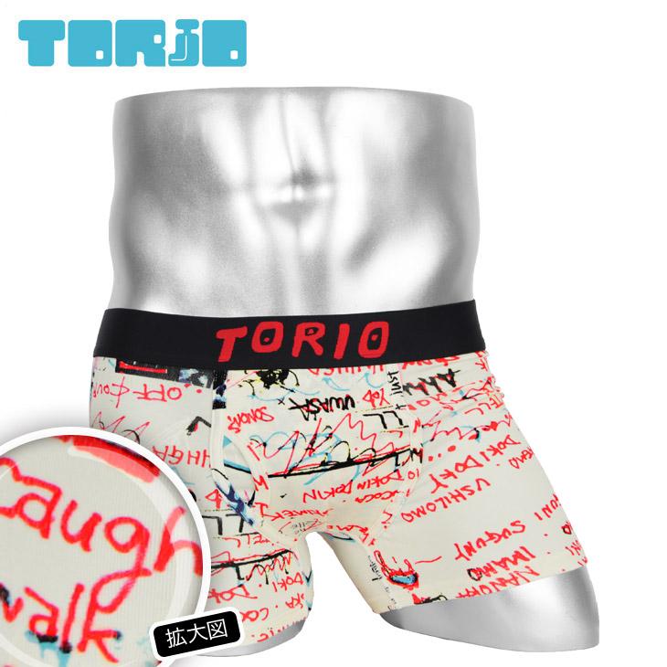 TORIO トリオ グラフィティ  メンズ ボクサーパンツ メイン画像