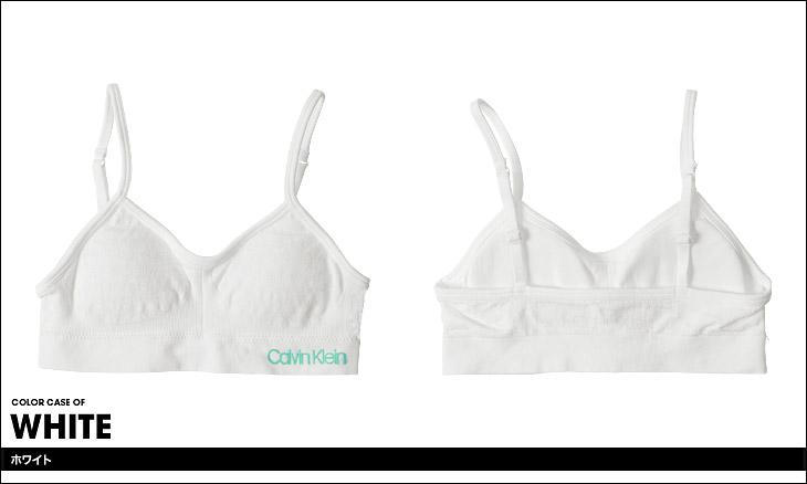 Calvin Klein カルバンクライン GIRLS SEAMFREE キッズ ガールズ スポーツブラ カラー画像