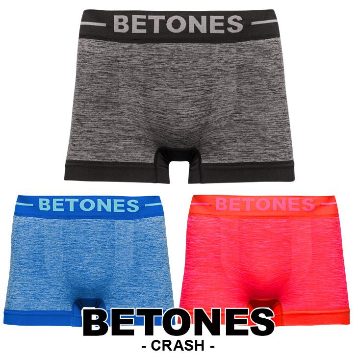 BETONES ビトーンズ CRASH メンズ ボクサーパンツ メイン画像