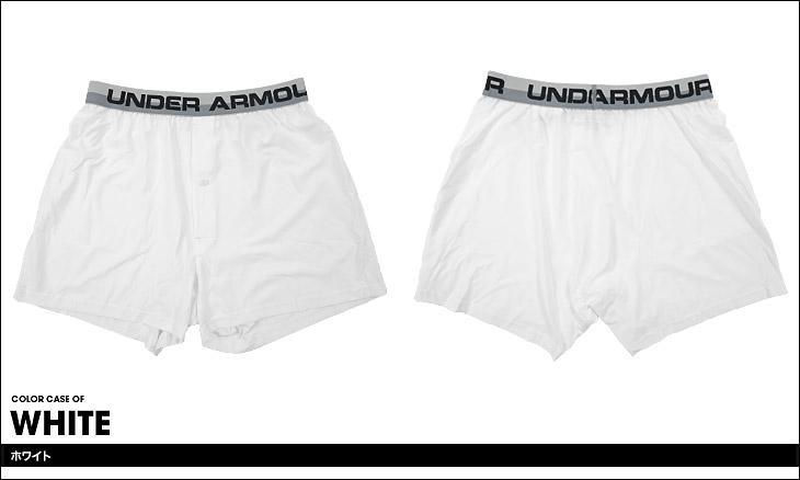 Under Armour アンダーアーマー ORIGINAL メンズ トランクス カラー画像